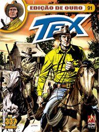 Tex Edição Ouro 91