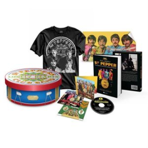 Box Sgt. Peppers lonely Hearts Club Band