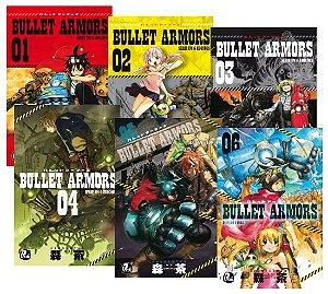 Coleção Bullet Armors (6 Volumes)