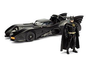 Batmóvel com Figura