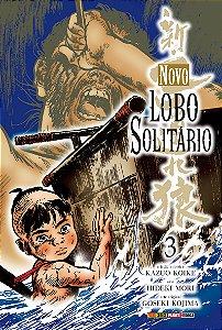 Novo Lobo Solitário Volume 3