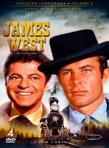 JAMES WEST – 3ª TEMPORADA – VOLUME 2 (1965/69)