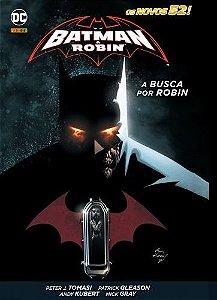 Batman & Robin: A Busca por Robin.