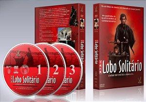 DVD Lobo Solitário