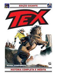 Tex Edição Gigante Vol. 32-O Magnífico Fora da Lei