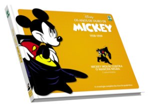 Os Anos de Ouro do Mickey 1938-1939- Mickey Mouse Contra O Mancha Negra