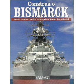 Fascículos Construa o Bismarck-PEDIDOS ENTRE EM CONTATO