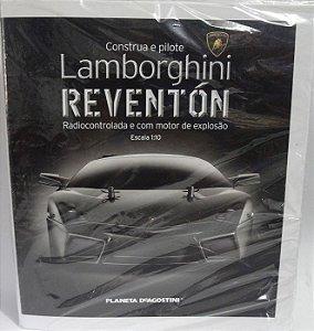 Fascículos Construa e Pilote Lamborghini Reventón-PEDIDOS ENTRE EM CONTATO