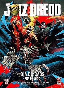 Juiz Dredd- Dia do Caos