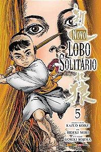 NOVO LOBO SOLITÁRIO VOL. 5