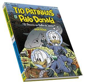 Tio Patinhas e Pato Donald-O Tesouro na Bolha de Vidro