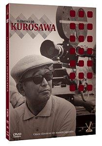 O CINEMA DE KUROSAWA (Caixa com 03 DVDs)