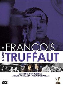 A ARTE DE FRANÇOIS TRUFFAUT (Caixa com 02 DVDs)
