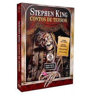 Stephen King-Contos de Terror Box de DVD's
