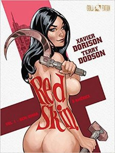 Red Skin Vol. 1 Bem Vinda à América
