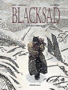 Blacksad-Arctic Nation