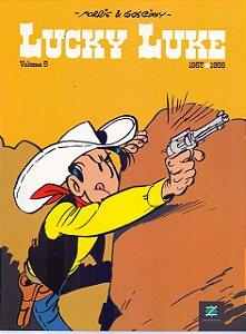 Lucky Luke Volume 5-Capa Dura