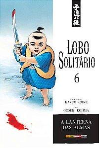 LOBO SOLITÁRIO VOL. 6