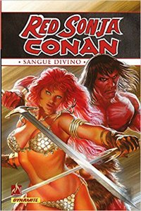 RED SONJA E CONAN-SANGUE DIVINO