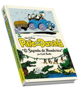 "Pato Donald - ""O segredo de Hondorica"""