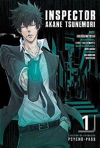 Psycho-Pass - Inspector Akane Tsunemori Vol. 1