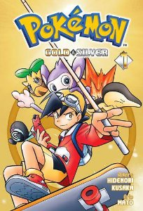 POKÉMON GOLD & SILVER VOL. 1