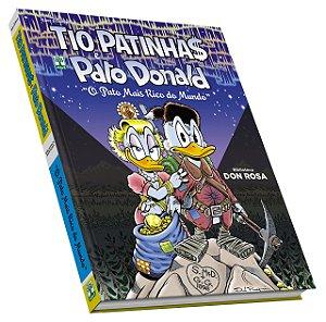 Tio Patinhas e Pato Donald-O Pato Mais Rico do Mundo
