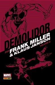 Demolidor de Frank Miller & Klaus Janson Vol. 2