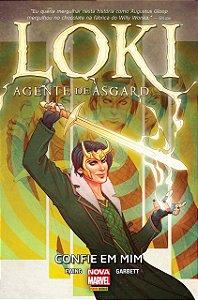 Loki Agente de Asgard-Confie em Mim