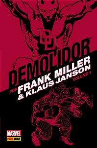 Box Demolidor (Frank Miller)