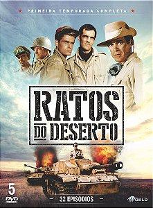 Ratos do Deserto - Primeira Temporada Completa