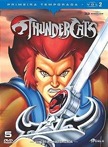 Thundercats - Primeira Temporada - Vol. 2