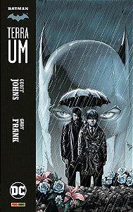 BATMAN: TERRA UM VOL. 1