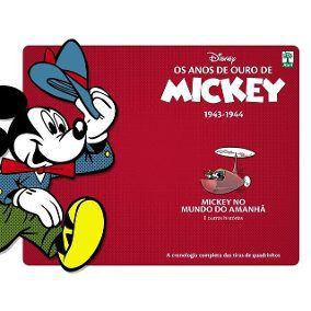Os Anos de Ouro do Mickey 1943-1944  - Mickey no Mundo do Amanhã