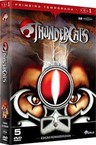 Thundercats - Primeira Temporada - Vol. 1