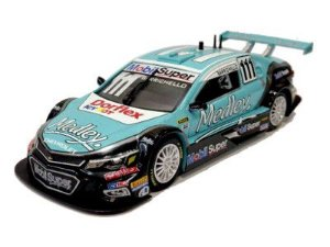 Miniatura Chevrolet Cruze-Rubens Barrichello-Stock Car- Escala 1/43