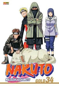 Naruto Gold Vol. 34