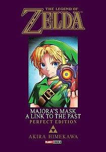 THE LEGEND OF ZELDA:  MAJORA'S MASK - A LINK TO THE PAST.