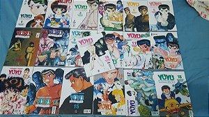 Coleção Yuyu Hakusho 1 ao 19