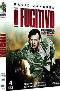 O FUGITIVO - Primeira Temporada - Volume 1