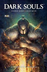 Dark Souls- O Suspiro de Andolus