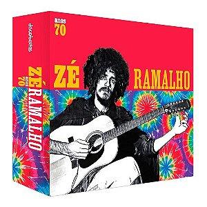 Box de Cd Zé Ramalho