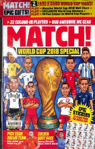 Match World Cup 2018