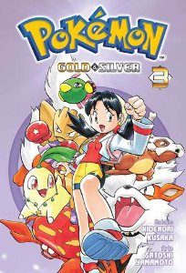 POKÉMON GOLD & SILVER VOL. 3