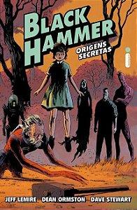 Black Hammer-Origens Secretas