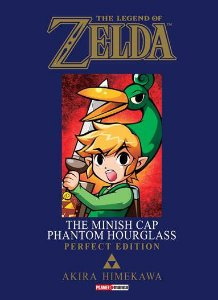 The Legend of Zelda: Minish Cap – Phatom Hourglass