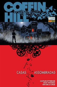 Coffin Hill Vol. 3-Casas Assombradas