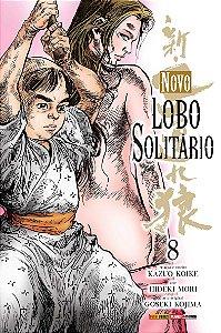 NOVO LOBO SOLITÁRIO VOL. 8