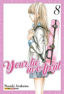 Your Lie in April Vol. 8