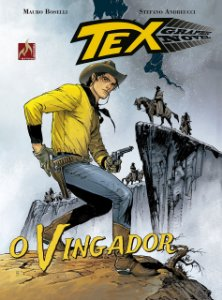 Tex Graphic Novel-O Vingador